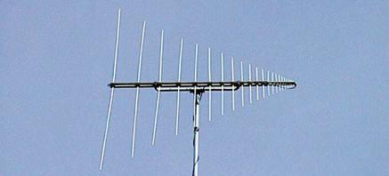 CLP5130-1N Create VHF-UHF 25 el Log Periodic