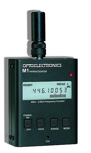 M1 Optoelectronics Frequency Counter