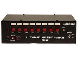 RCS-12CX - Ameritron Remote Antenna Switch Controller