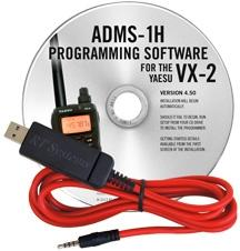 Yaesu ADMS-1H Programming Software for VX-2E