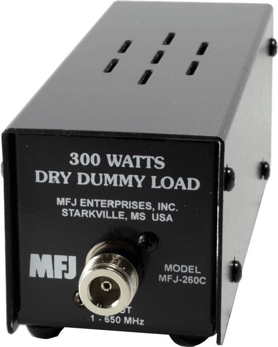 MFJ-260CN MFJ 300W Dummy Load N-Type
