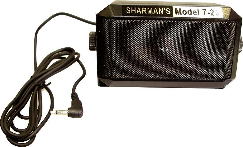 SHARMAN SW 7-25 PRO COMMUNICATIONS SPEAKER