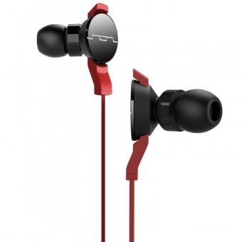 Sol Republic Amps Headphones Red
