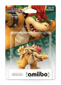 amiibo Super Smash Bros Collection Bowser
