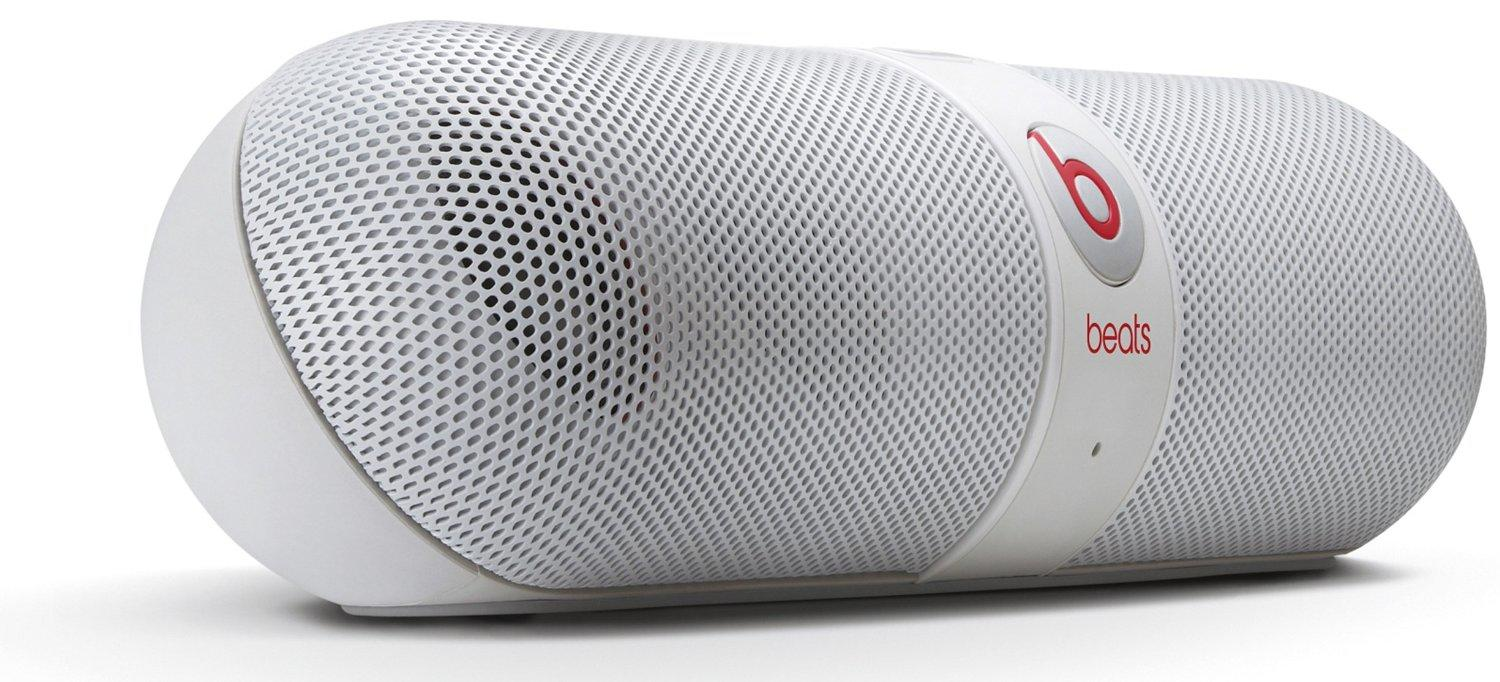 Beats by Dr.Dre Pill 2.0 Bluetooth Wireless Speaker - White