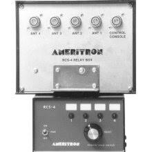 Ameritron 4-way Remote Coax Switch RCS-4LX