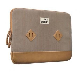 "Puma Engineer Laptop Sleeve 11""  in Tan"