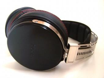 Rock Jaw Over Ear Headphones Acero - Steel/Ebony