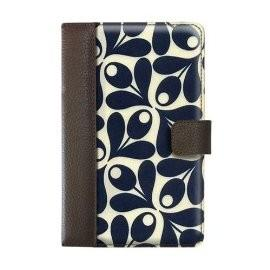 Orla Kiely Book Case Kindle Fire HD - Acorn Cup