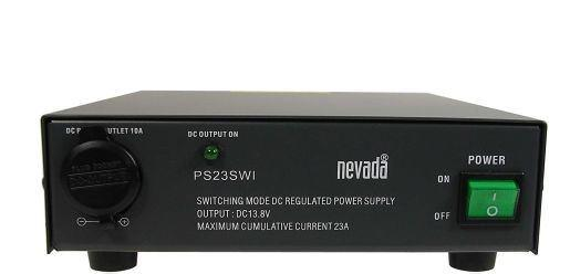 Nevada PS23SWI 23Amp Power Supply 3
