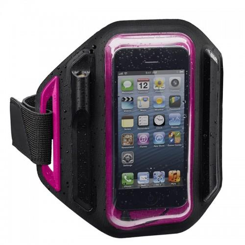 X-1 Armband iPhone Smartphone Momentum PINK F15