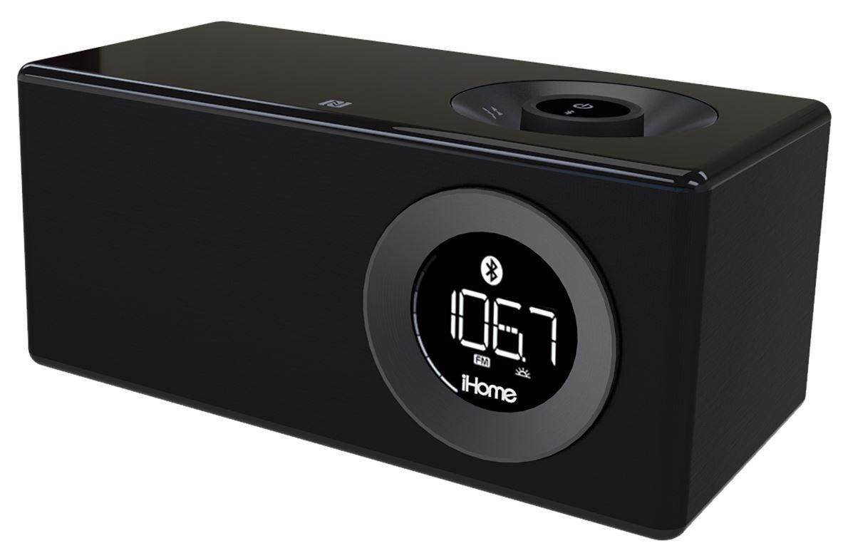 iHome iBN10 Bluetooth Clock Radio