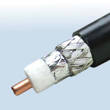 LBC-400 coax cable, 100m drum