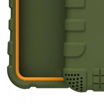 JIVO BEAR GRYLLS ACTION CASE IPAD AIR KHAKI GREEN