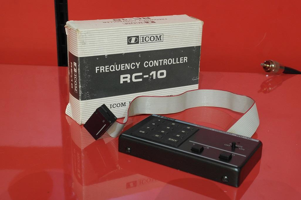 Second Hand Icom RC-10 Frequency Controller for IC-751A