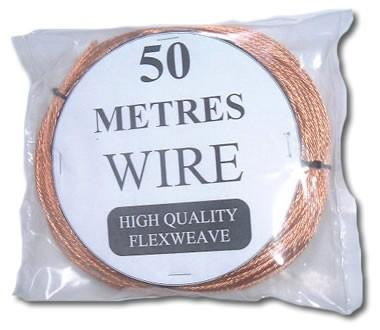 FW-50 Flexweave Copper Wire
