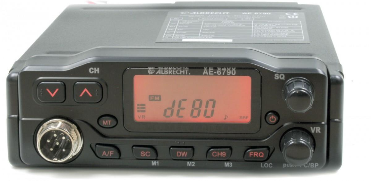 Albrecht AE6790 Multi Channel CB Radio