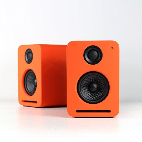 Nocs NS2 Air Monitors V2 Bookshelf Speaker - Orange