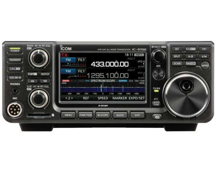 Icom IC-9700 | transceiver | Free | SP-38 Speaker | Free Deliver