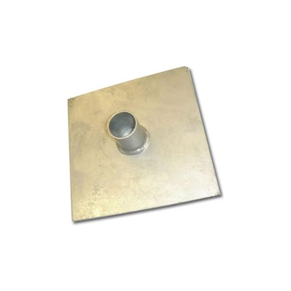 MAST BASE PLATE FOR POLE MOUNTING