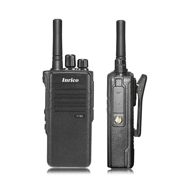 INRICO T192 IP-67 NETWORK HANDHELD RADIO