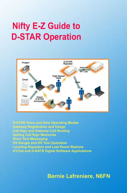 Nifty E-Z Guide to D-STAR Operation 1