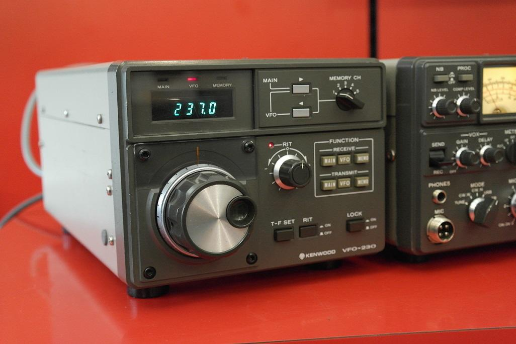 Second Hand Kenwood VFO-230 External VFO Matches TS830S TS530S TS130S 1
