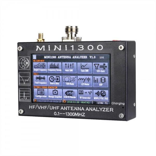 MINI 1300 0.1 1300MHZ HANDHELD ANTENNA ANALYSER