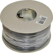 100m Drum RG-58 50 Ohm Coaxial Cable