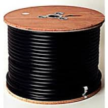 RG-213 100m Drum Of RG-213 50 Ohm Low Loss Cable