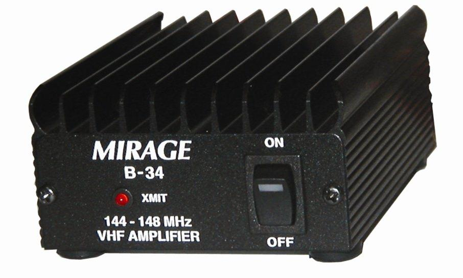B-34 Mirage 35W 2m FM Amplifier