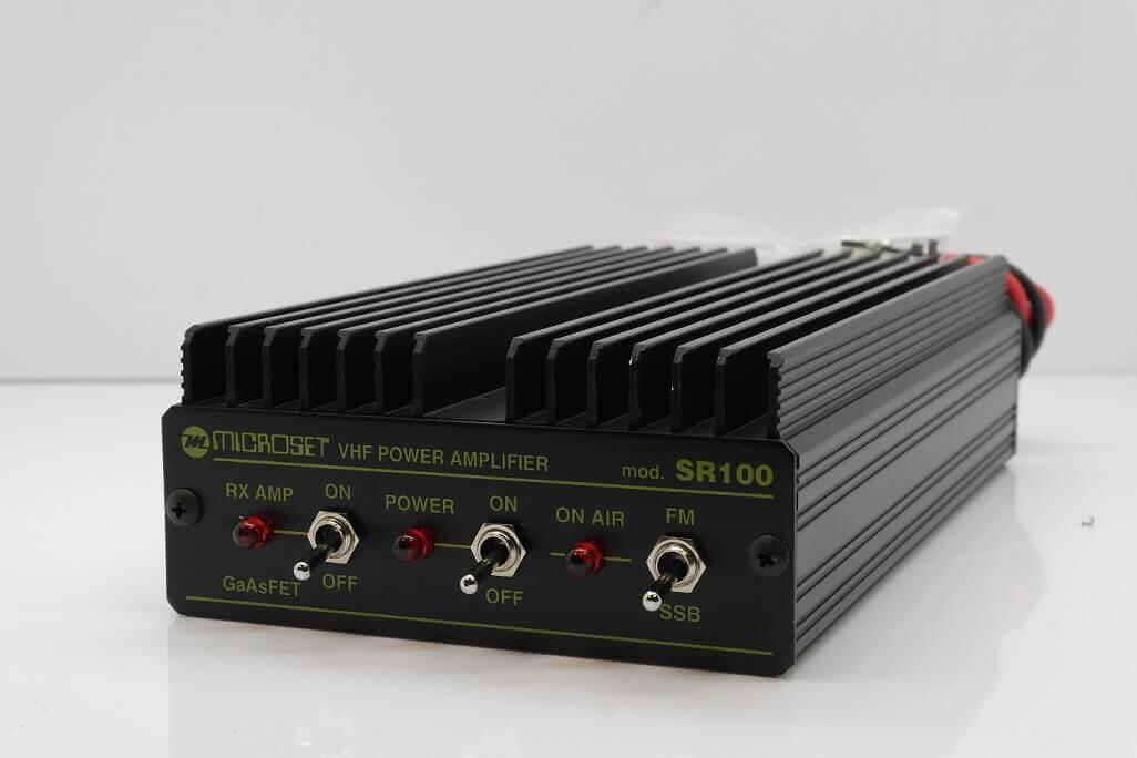 Microset SR-100 100W Linear Amplifier