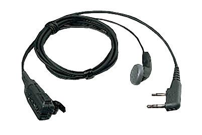 kenwood EMC-3 Clip Microphone with Earpiece