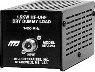 MFJ-264N 1.5kW Dummy Load (N-type)