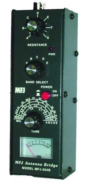 MFJ-204B 1.8 - 30MHz Antenna Bridge