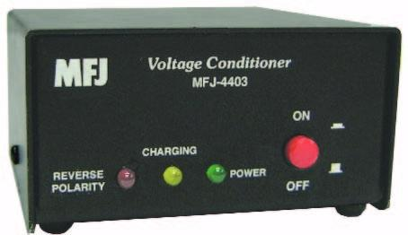 MFJ-4403 Transceiver Voltage Conditioner