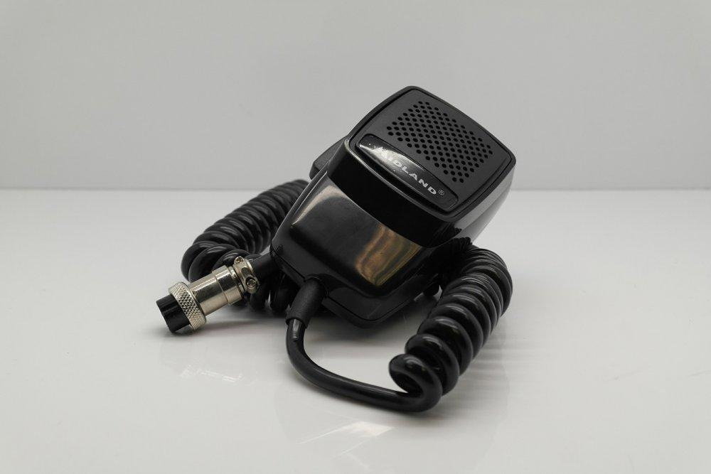 MIDLAND 38/98 REPLACEMENT MICROPHONE