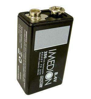 Maha MHR 84VI IMEDION Rechargeable Battery
