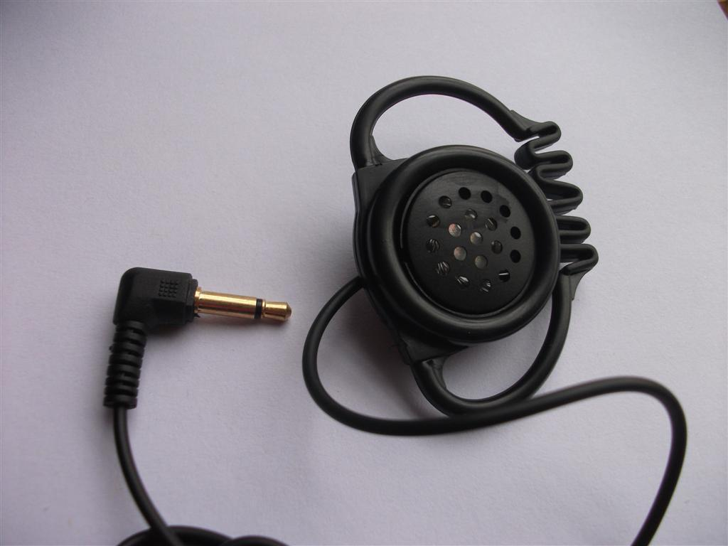 Rubber Earpiece for IC-R2, IC-R5, IC-R10, IC-R6, IC-R20,