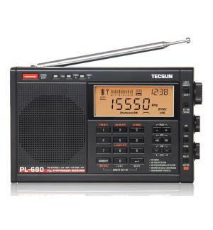 Tecsun PL-680 Portable receiver with SSB and VHF Airband