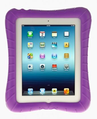M-EDGE SUPERSHELL FOR IPAD 2 3 4, PURPLE