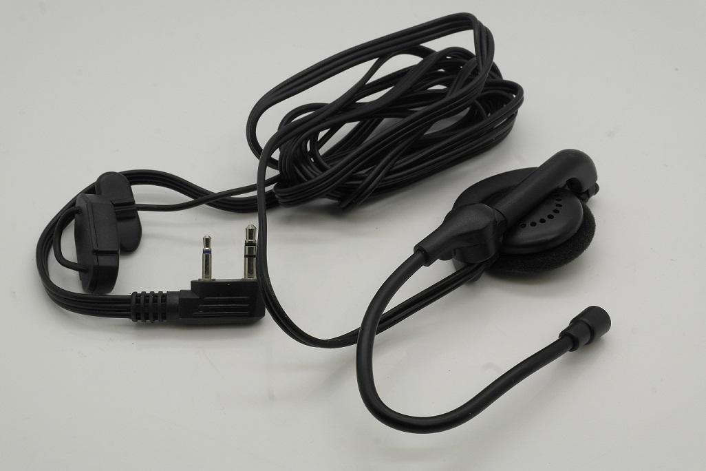 Sharman Hand-On Ear Boom Microphone With PPT Switch