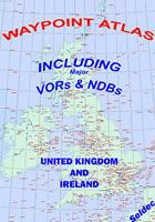Seldec Waypoint Atlas for UK & Ireland