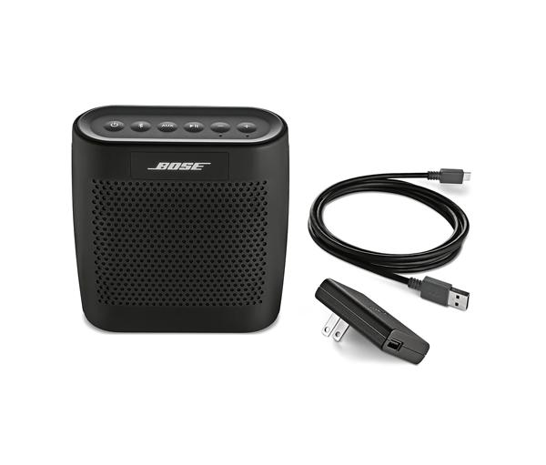 SoundLink Colour Bluetooth speaker Black