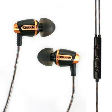 Klipsch Headphone Reference S4i Black / Copper