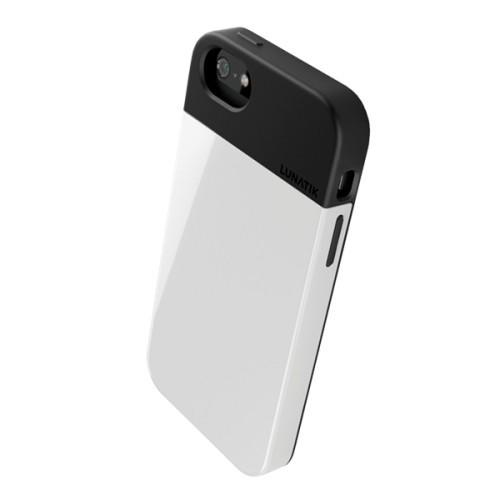 Lunatik Case iPhone 5 5s FLAK - Black and White