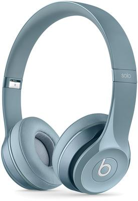 Beats by Dr.Dre Solo2 On-Ear Headphones - Gloss Grey