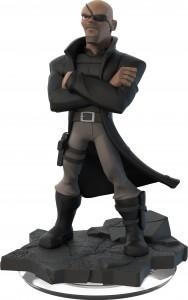 Disney Infinity 2. 0 Nick Fury Interactive Game Piece S1