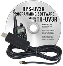 Programming Software and USB-32 cable for the TYT TH-UV3R