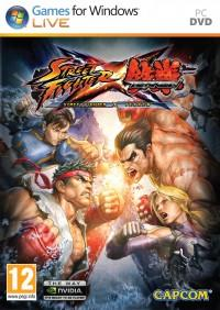 Street Fighter X Tekken PCCD